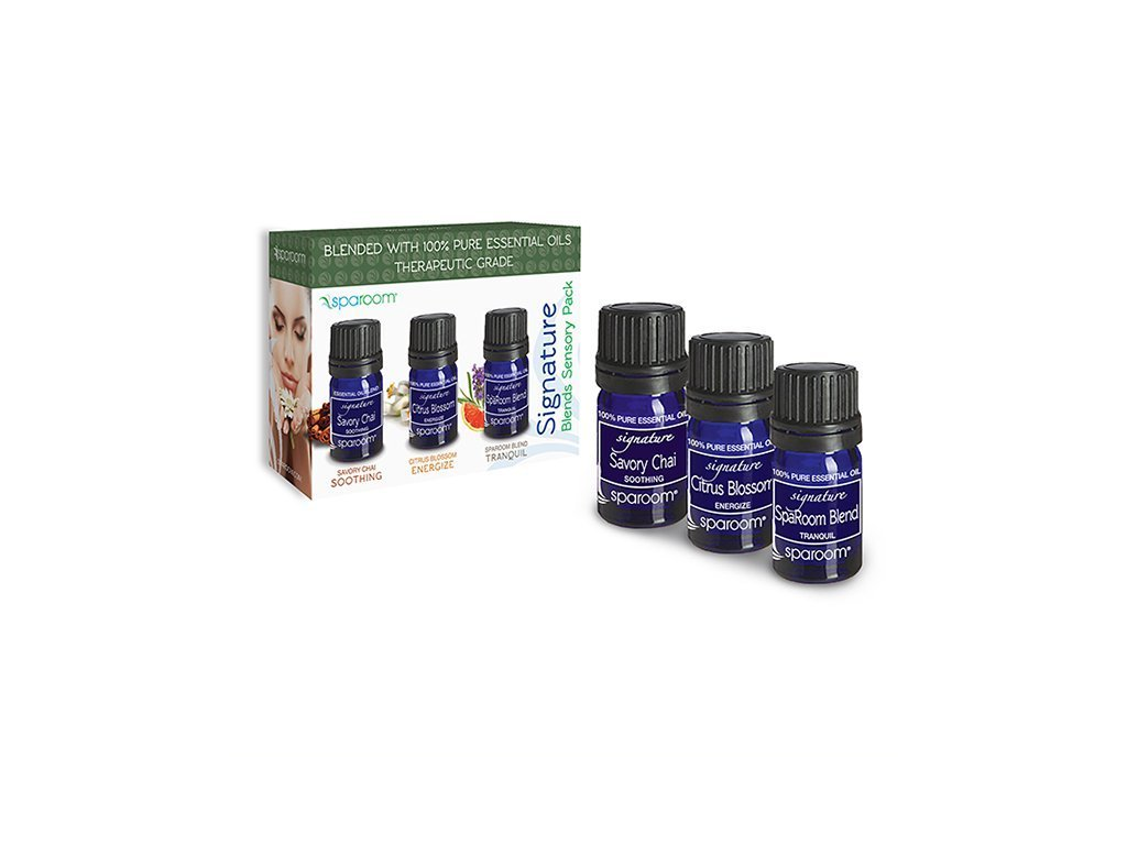 Spa Room Signature Sensory Pack image from BulbHead