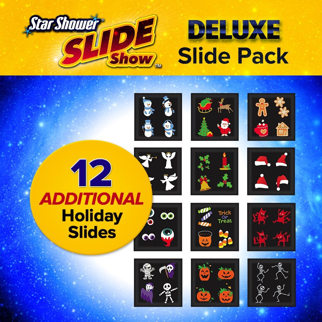 Star Shower Slideshow Deluxe Slide Pack image from BulbHead