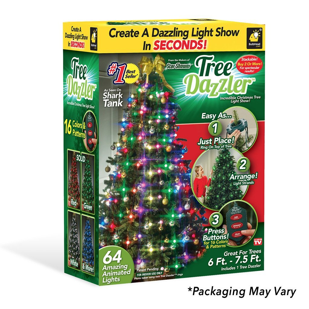 Tree Dazzler - Christmas Tree Lights for a Christmas Tree Light Show ...