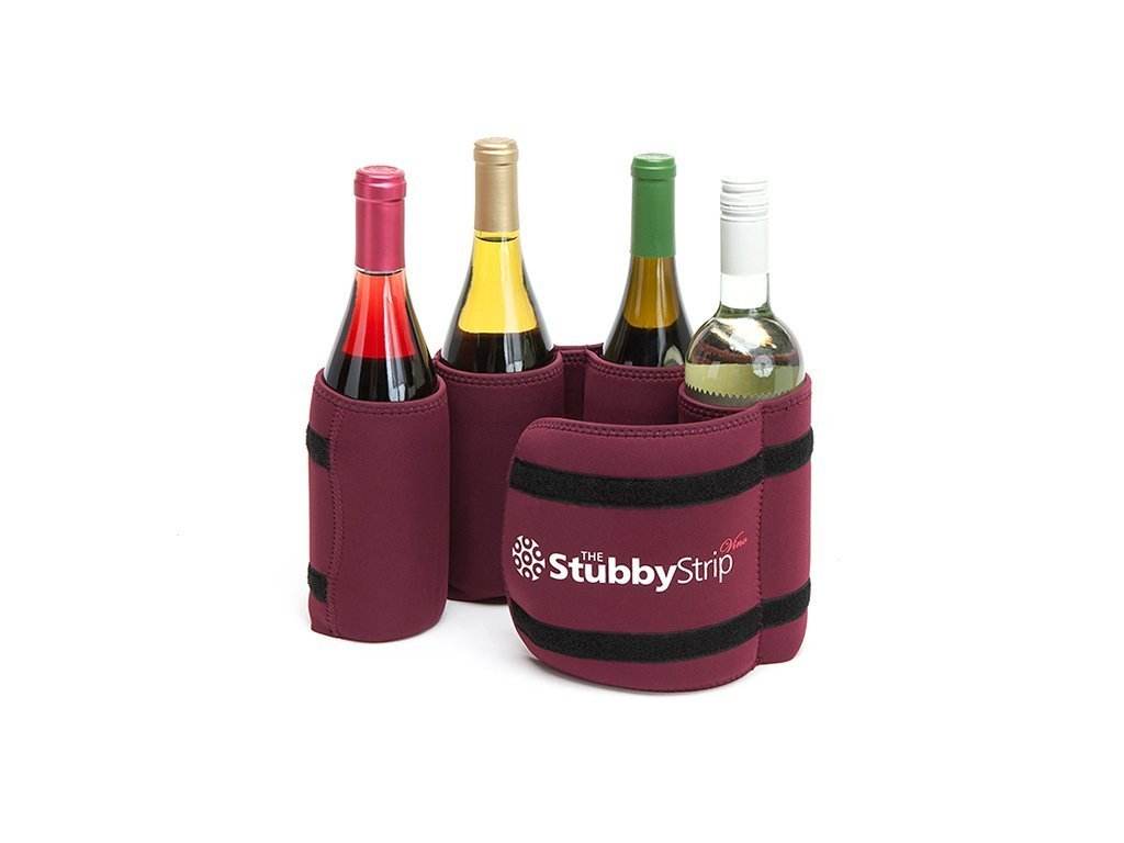 Stubby Strip Vino Carrier image from BulbHead