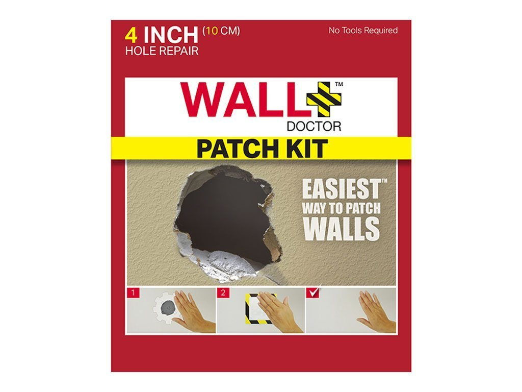 Wall Doctor Drywall Patch Kit image from BulbHead