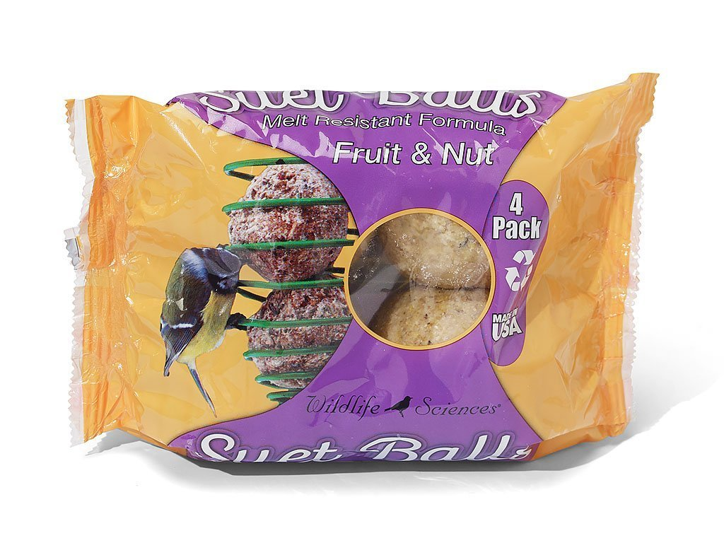Wildlife Sciences Suet Balls image from BulbHead