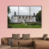 White Castle in Paderborn Germany multi panel canvas wall art