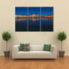 A Safe But Modern Neighborhood Beside An Advanced Apartment Having A Lot Of Space, Latvia Multi Panel Canvas Wall Art