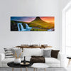 World's beauty panoramic canvas wall art