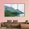 The Alpsee is a lake in Bavaria, Germany multi panel canvas wall art