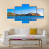 Nicaragua, central American during a gorgeous sunny day and blue sky Multi panel canvas wall art
