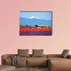 Spring Season in Skagit Valley Multi panel canvas wall art