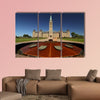 Parliament Hill Multi panel canvas wall art