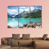 Beautiful Lake Louise located in the Banff National Park, wall art