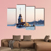 Maiden Tower multi panel canvas wall art