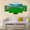 The amazing Scottish Highlands, multi panel canvas wall art
