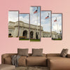 Washington Union Station in Washington, DC multi panel canvas wall art