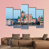 Yoshkar-Ola, Russia, the tourist center of the city multi panel canvas wall art