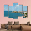Cartagena Colombia Panoramic View multi panel canvas wall art