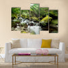 Mountain River *Best for web use Multi Panel Canvas Wall Art