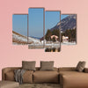 Seealpsee, Apenzell Alps, Apenzell, Switzerland canvas wall art