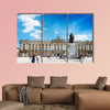 Place Stanislas is a large pedestrianised square in the French city of Nancy multi panel canvas wall art