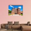 Holsten Gate or Holstein Tor or later Holstentor is a city gate multi panel canvas wall art