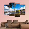 An image of the beautiful Landsberg am Lech, in autumn, at Bavaria wall art