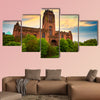 Liverpool Cathedral or the Cathedral Church of the Risen Christ, multi panel canvas wall art