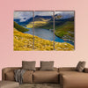 Bordoy, an island in the north-east of the Faroe Islands Multi panel canvas wall art