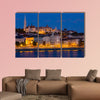 Matthias Church and Fisherman Bastion in nungarian light in Budapest wall art