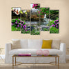 The four seasons Multi Panel Canvas Wall Art
