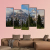 Mount Assiniboine in the Rocky Mountains of Canada in British Columbia, wall art