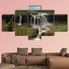 Ethiopia Blue Nile Falls Multi panel canvas wall art