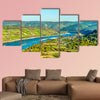 The great loop of the Rhine at Boppard in Germany wall art