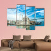 Ortakoy mosque and Bosphorus bridge, Istanbul, Turkey multi panel canvas wall art