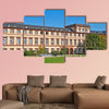 Campus of Mannheim University, Germany multi panel canvas wall art