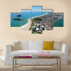Mount Maunganui, New Zealand Multi panel canvas wall art
