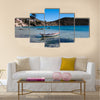 Copacabana, Bolivia Multi panel canvas wall art