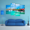 The Mexico Isla Mujeres,Cancun Multi Panel canvas wall art