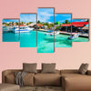Mexico Isla Mujeres, Cancun multi panel canvas wall art