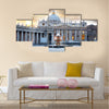 Basilica di San Pietro, Vatican, Rome, Italy Multi panel canvas wall art