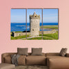 Doonagore castle, Co Clare, Ireland multi panel canvas wall art