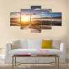 Greatwall the landmark of china and beijing multi panel canvas wall art
