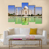 Creative Taj Mahal, Agra, Uttar Pradesh Multi Panel Canvas Wall Art