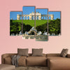Gloriette, Schonbrunn Park, Vienna multi panel canvas wall art