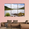 View along Mymbyr in Snowdonia National Park too wards cloud wall art