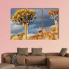 Quiver tree forest landscape Kokerbooms multi panel canvas wall art