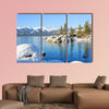 Lake Tahoe Multi panel canvas wall art