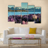 Lake Tekapo South Island Multi Panel Canvas Wall Art
