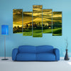 view of Landscape in Tuscany multi panel canvas wall art