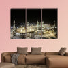 Mekah multi panel canvas wall art