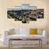 Pashupatinath in Kathmandu, Nepal Multi panel canvas wall art