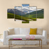 Mountain lake, West Siberia, Altai mountains Multi panel canvas wall art